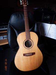 Simon and Patrick SC .RW, Folk Acoustic Guitar  (Qualicum)