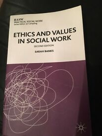 Ethics and Values in Social Work 2nd edition