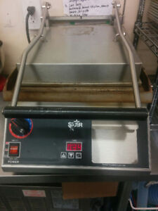 Star Panini or Sandwich Press Grill Machine - Commercial
