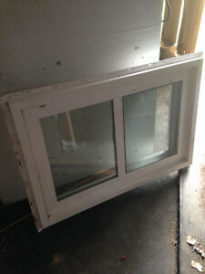 Brand New 22H X 34W Exterior Sliding Window