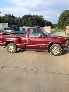 1993 Chevrolet Silverado 1500 Pickup Truck