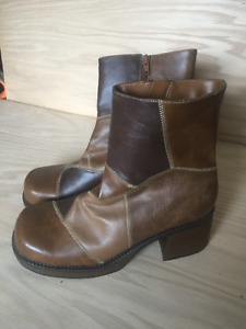 """Brand New Boots"" Size 9"