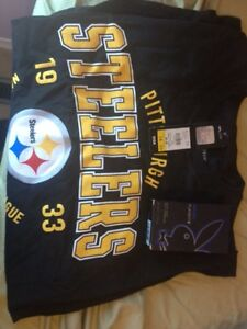 Steelers shirt and cologne