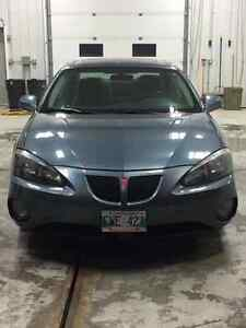 2006 Pontiac Grand Prix GT supercharged Sedan, safetied