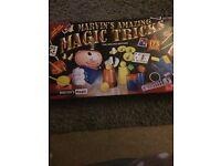 Marvins magic tricks set NEW