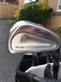 Mizuno golf club's