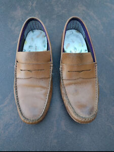 Men's Ted Baker Tan Loafers