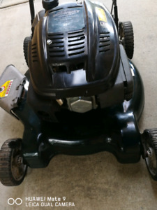 Yardworks lawn mower in good condition