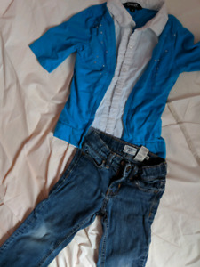 Girls size 4 outfit