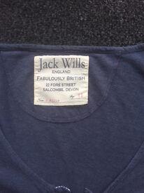 JACK WILLS LONG SLEEVE TOP...