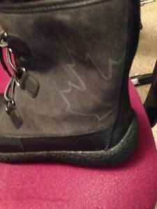 Cougar Leather Boots New