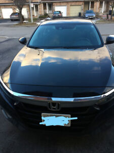2018 Honda Accord - 5 months old - 4,400 km used