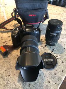Pentax Z10 35mm Film Camera