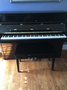 Young Chang Apartment Size Piano Excellent Condition!