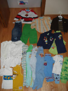 AMAZING DEAL - Boys 18 Month Lot