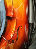 New 4/4 Full size Professional Sound Solid Wood Cello $675