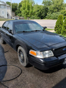 2010 x police opp crown vic