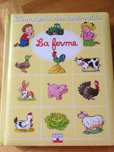 Imageries de tout-petits ( La ferme et l'alphabet)