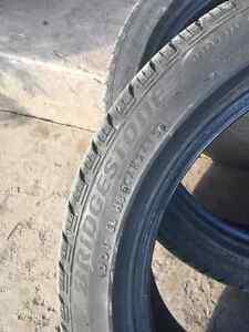 Mint 225-45-17 Bridgestone Ecopia EP422 + Tires - PRICE DROP Cambridge Kitchener Area image 2