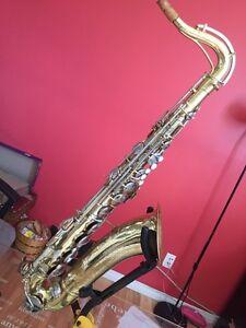 Saxophone vintage CONN USA 1960