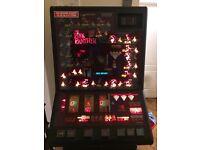 Pink Panther 1993 RARE Fruit / Slot Machine