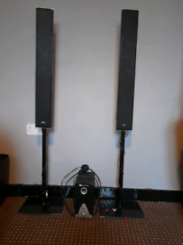 Surround sound speaker system REDUCED