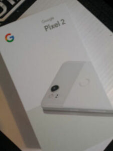 Pixel 2 64GB White BRAND NEW UNLOCKED