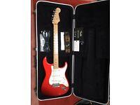 Fender Stratocaster 2002 model