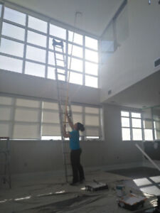 EXPERIENCED FEMALE PAINTER AND WALLPAPER HANGER!