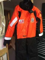 U.S. Coastguard wetsuit (ladies size large)