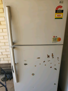 LG FRIDGE DELIVERY INCLUDED