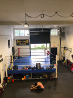 Personal Training Space in North Vancouver