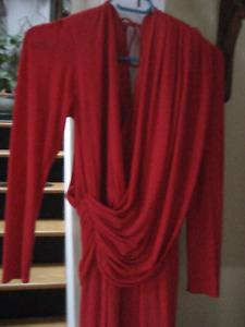 Beautiful Red Kira Dress