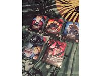Fullmetal Alchemist Brotherhood vol 1-5