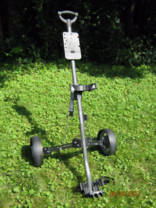 Spalding Lite Weight Wide-Trac Pull Cart (Like New)