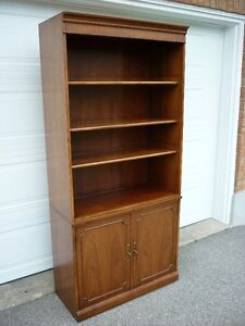 Shelving Unit With Storage