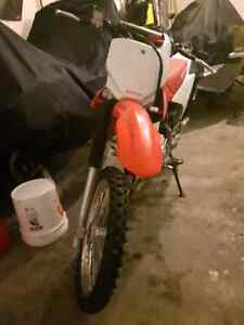 Mint 2013 crf 150f electric start