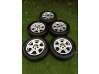 Landrover Discovery 2 TD5 V8 P38 Range Rover Comet Wheels Tyres 255 55 18