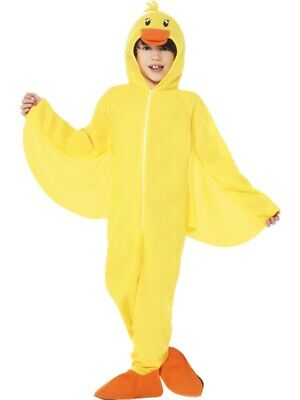 Enten Duck Kinderkostüm (Kind Duck Kostüm)
