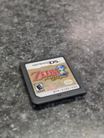 The Legend of Zelda Phantom Hourglass Nintendo  DS