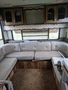 Terry trailer 30 feet