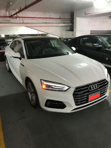 Brand new 2018 Audi A5 Coupe! $690/Mo - Lease Takeover