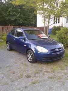 Nouveau prix,2008 Hyundai Accent Coupé (2 portes)