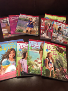 American Girl Books in time for Christmas