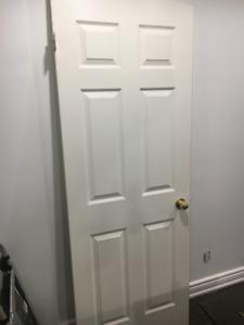 """80"""" x 30"""" Interior Door"""