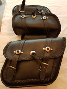 Motorcycle luggage by Talisman