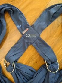 Close Caboo Baby Carrier Ring Sling