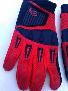 FOX MOTORCYCLE GLOVES SIZE L Windsor Region Ontario image 5
