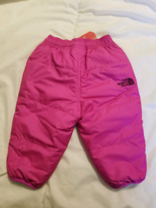 6 month North Face snowpants
