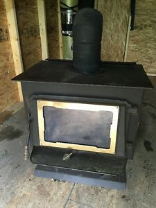 For Sale - Self contained Wood Burning Fireplace
